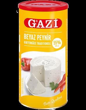 Gazi Hirtenkäse in Salzlake 55% Fett