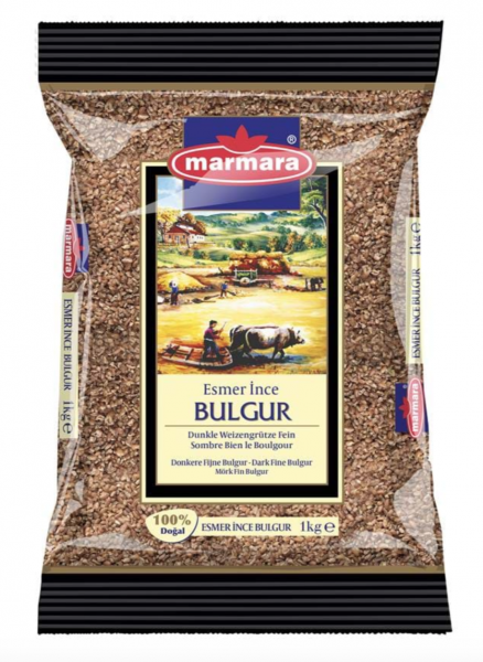 Marmara Dunkle Weizengrütze fein 1kg