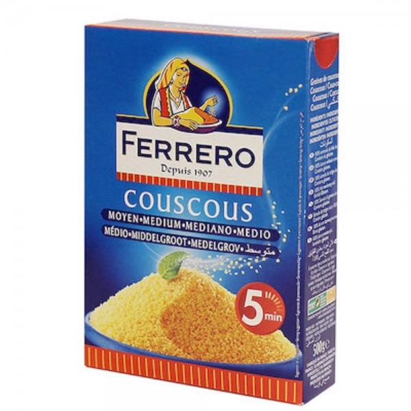 Ferrero Couscous Mittel 1kg