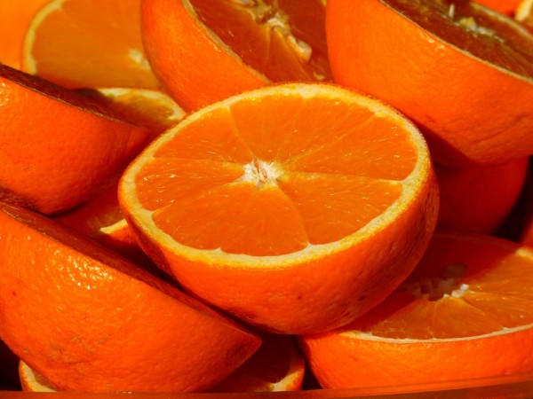 Press-Orangen 5 Stk